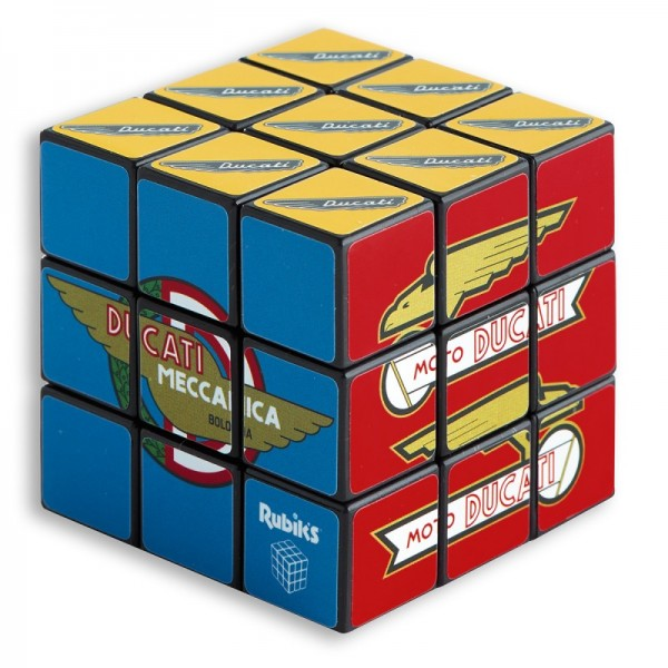 Ducati Rubik Würfel Anniversary Historical
