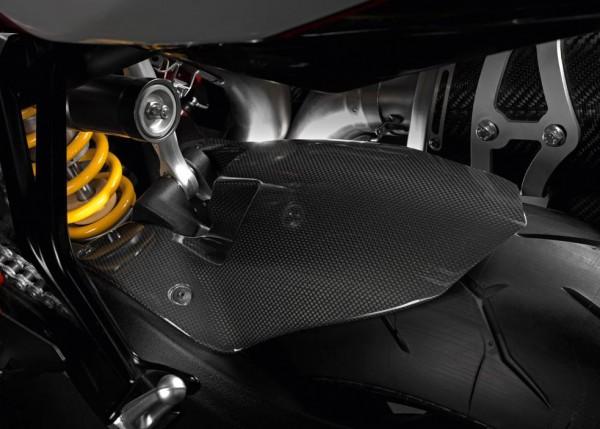 Ducati Original hinterer Kotflügel aus Kohlefaser für Streetfighter
