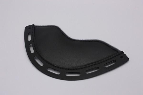 Shoei Windabweiser E (Leder) für Neotec