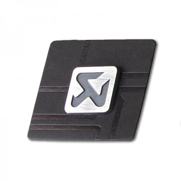 Silver pin - large