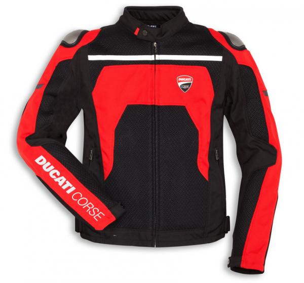 Ducati STOFFJACKE CORSE TEX SUMMER C2