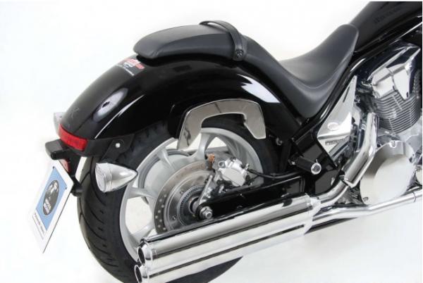 Hepco & Becker C-BOW Satteltaschenhalter Honda VT 1300 CX chrom
