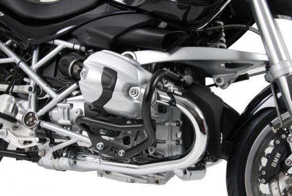 Hepco & Becker Metall Motorschutzbügel BMW R 1200 R bis Bj. 2010 schwarz
