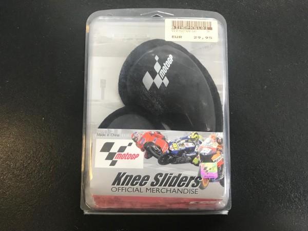 MotoGP Knieschleifer Schwarz