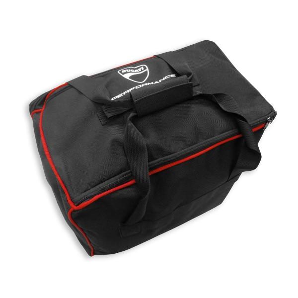 Ducati Original Innentaschen für Seitenkoffer aus Aluminium