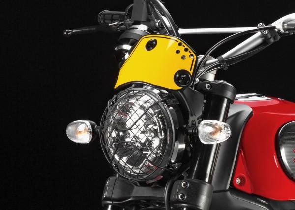 Ducati Original Cockpitverkleidung Sport für Scrambler 800