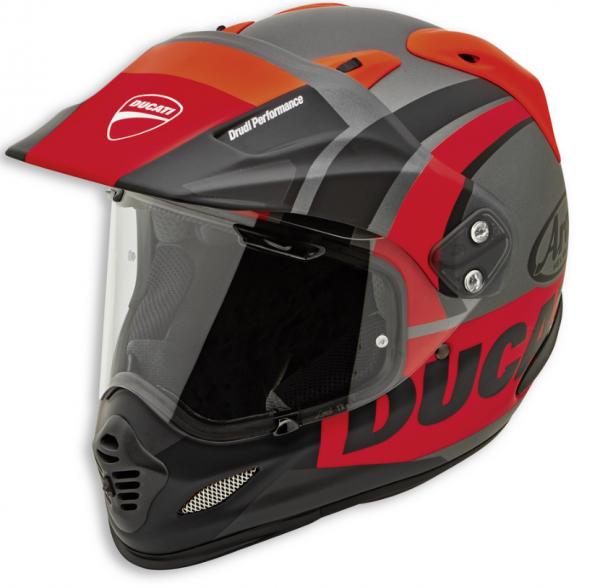 Ducati Original MOTORRAD HELM TOUR V4 ECE Arai