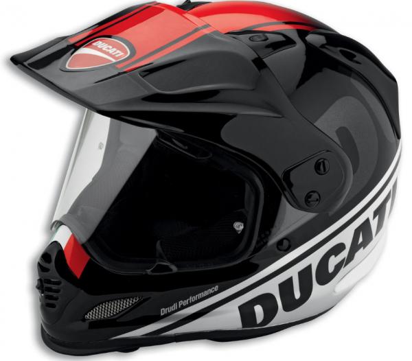 Ducati Strada Tour 2 Integralhelm Crosshelm Endurohelm Gr.XL