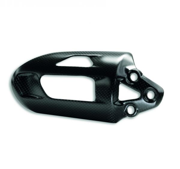 Ducati Original Schutz Cover aus Kohlefaser für hinteres Federbein Panigale 1199 R S