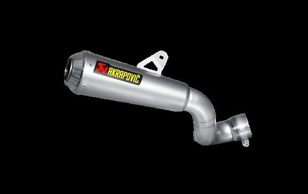 Akrapovic Slip-On Line (Titanium) CBR 1000 RR