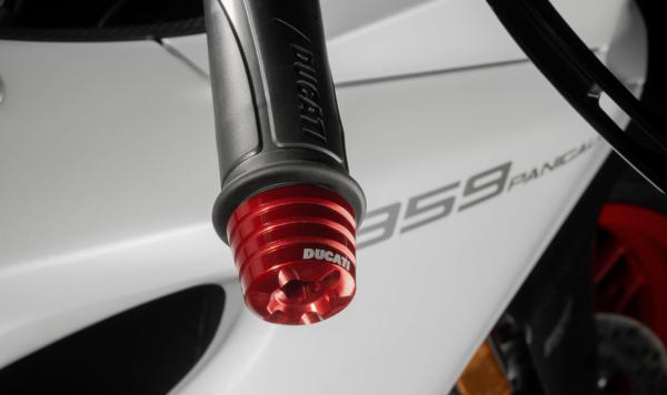 Ducati Original LENKERGEGENGEWICHTE Panigale Aluminium