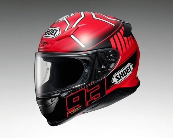 Shoei NXR Marquez3 TC-1 Integralhelm