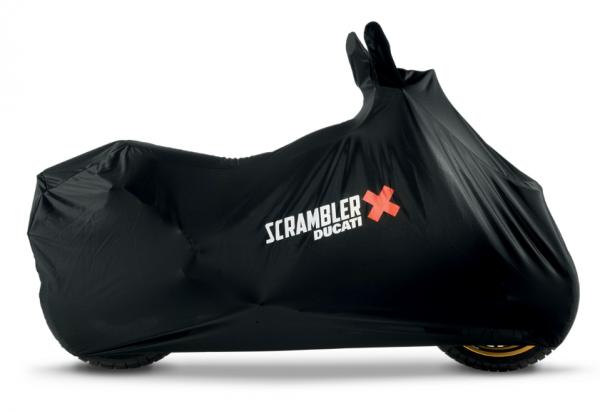Ducati Motorradabdecktuch für Innenbereiche Scambler Desert Sled