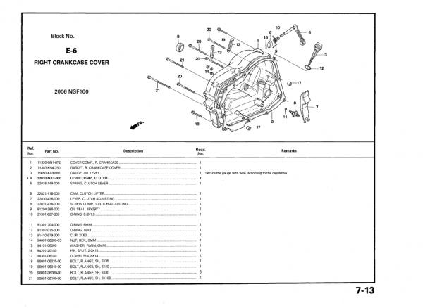 Honda FLANSCHENSCHRAUBE, 6X80, Honda-Teilenummer 960010608000