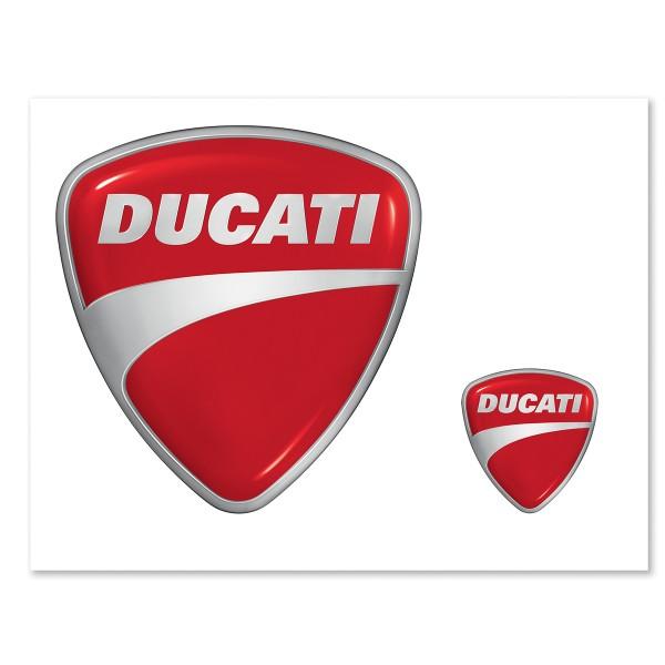 Ducati Aufkleber