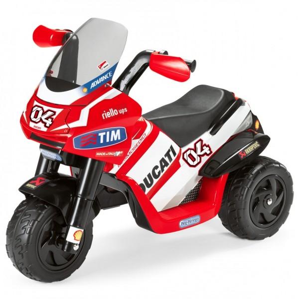 Ducati Elektrisches Motorrad Desmosedici Rider 6V