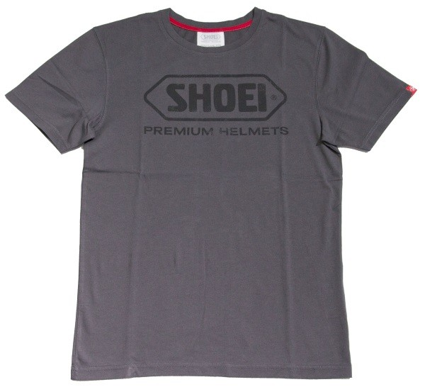 Shoei T-Shirt grau in verschiedenen Größen