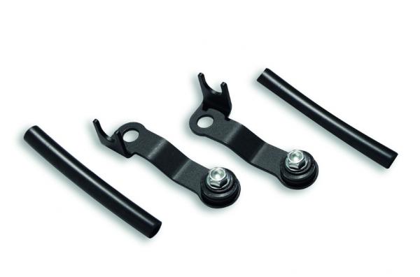 Ducati Set Paar Halter Brems- und Kupplungsflüssigkeitsbehälter