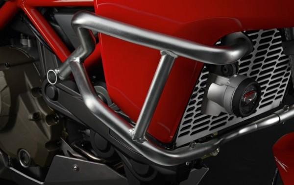 Ducati Original Motorschutz aus Stahlrohren für Multistrada 1200 / S