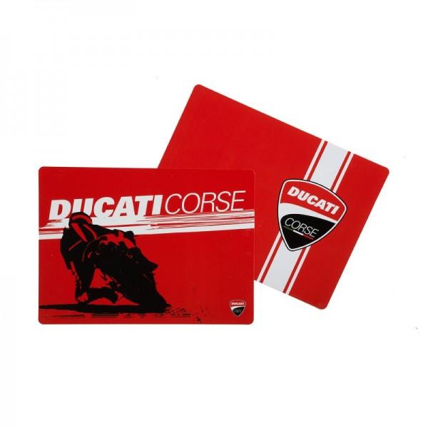 Ducati Racing Breakfast Tischsets