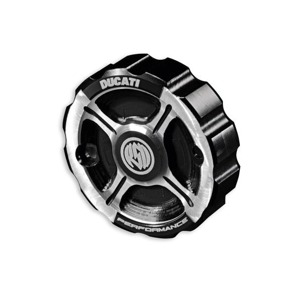 Ducati Original hinterer Bremsflüssigkeitsbehälterdeckel für X Diavel / S