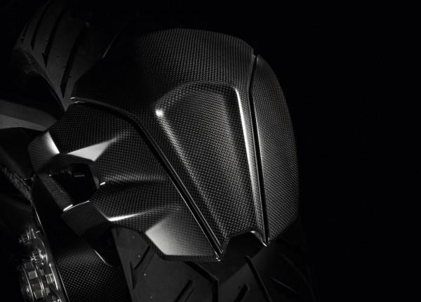 Ducati Original hinterer Spritzschutz aus Kohlefaser für Multistrada 1200 / S