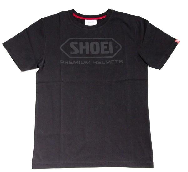 Shoei T-Shirt schwarz in verschiedenen Größen