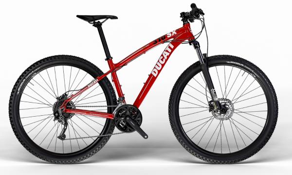 Ducati Mountainbike MTB 310SX 29 Zoll SHIMANO Ducati Red